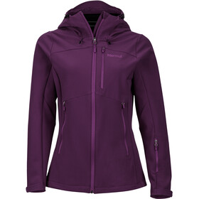 Marmot Moblis Jacket Women Dark Purple